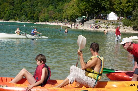 Quand Antoine mène son père en bateau, ça fait des vagues !